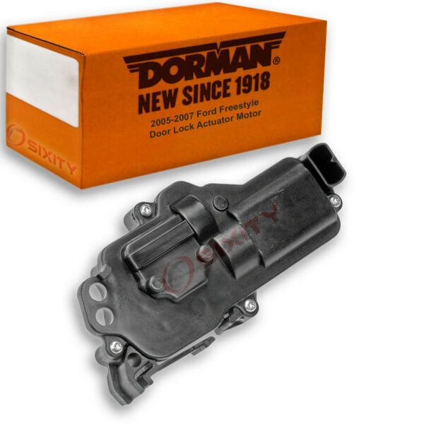 Dorman Rear Right Door Lock Actuator Motor for Ford Freestyle 2005-2007 -  vb
