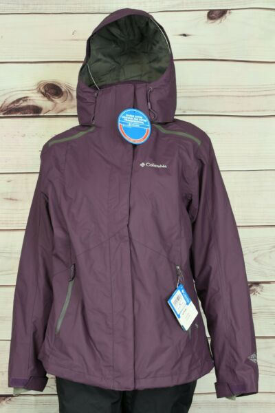 Columbia arctic Trip II Women#x27;s 3 in 1 Interchange Jacket Omni Heat US Sizes