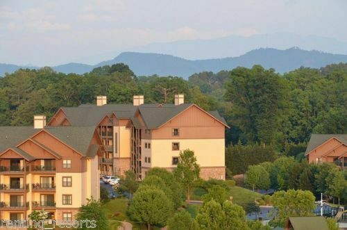 WYNDHAM SMOKY MOUNTAINS ~ 105,000 ANNUAL POINTS ~ 105,000 CURRENT POINTS