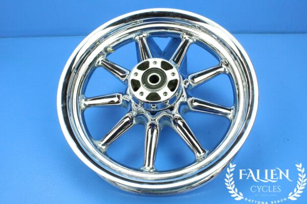 #2796 - 98 Harley Electra Glide Ultra Classic Front Wheel Rim 16