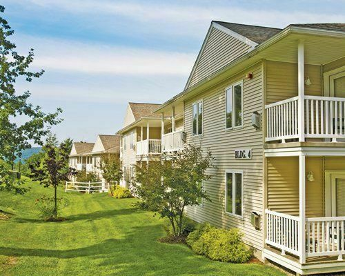 VACATION VILLAGE AT BERKSHIRES ~ EVEN YEAR USAGE ~ 2 BDRM SUITE W/ LOCKOFF