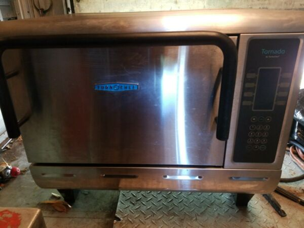 TurboChef Tornado 2 NGC High Speed Rapid Cook Convection Microwave Oven