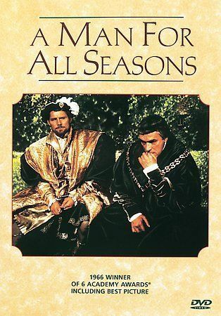 A Man for All Seasons (DVD 1999 Closed Caption) Best Picture - Like New!