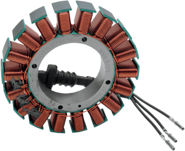 CYCLE ELECTRIC INC CE 8010 07 STATOR 2007 FXST FXD $146.25