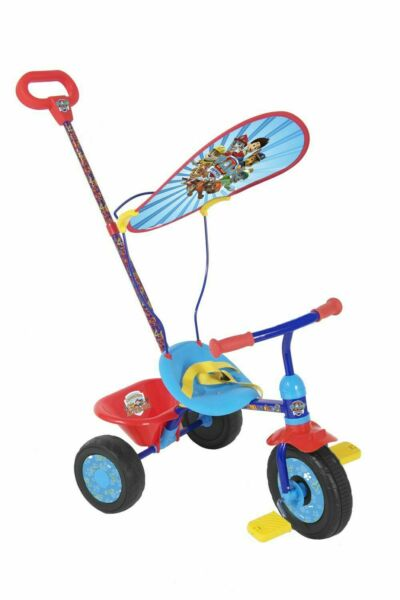 3 Wheel PAW Patrol REAL Tricycle BIKE For 18 TO 36 MONTH $44.95