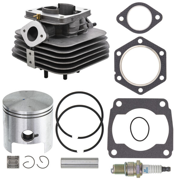 NICHE Cylinder Piston Gasket Kit 1985 2006 Polaris Trail Blazer Xplorer 250