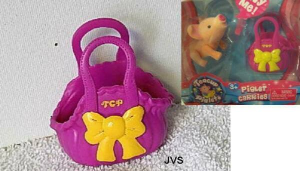 TCP Teacup Piglets Toy Carrier Replacement Pretend Play $2.38