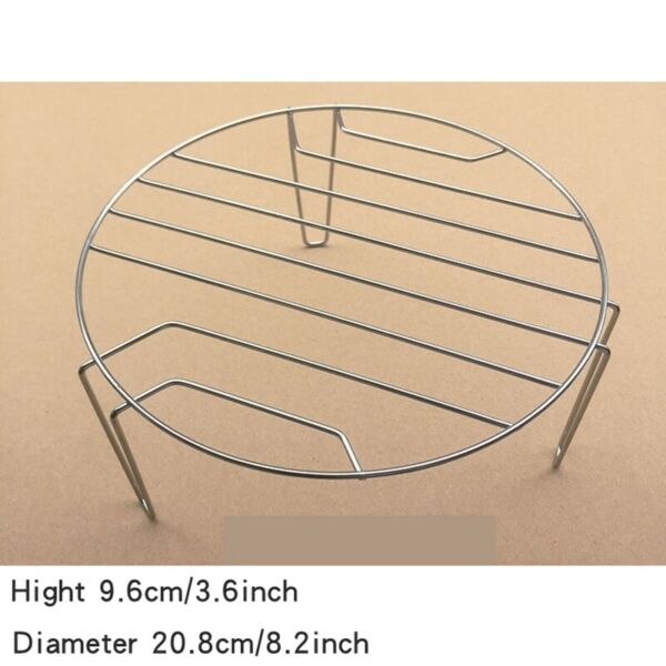 Microwave Oven General Grill Round 3 Feet BBQ Roast Rack Microwave Oven Parts