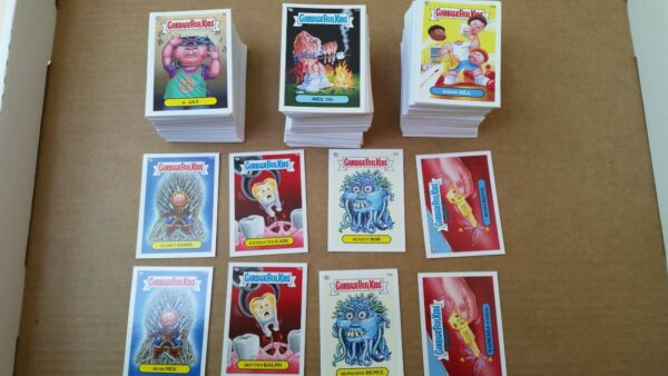 2013 Garbage Pail Kids Mini Complete Set BNS1 BNS2 BNS3 396 cards
