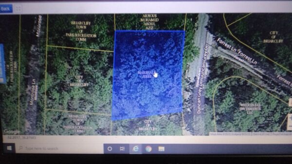 11656 sq feet (.2676 acre) Briarcliff, AR- LESS THAN 1 mile to Norfork Lake