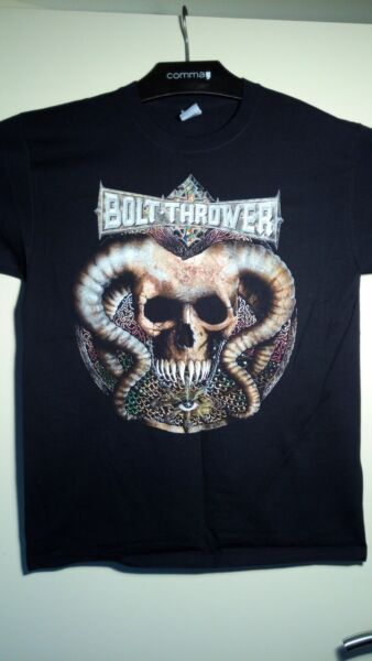 Size S  Death Metal  Bolt Thrower - Spearhead T-Shirt