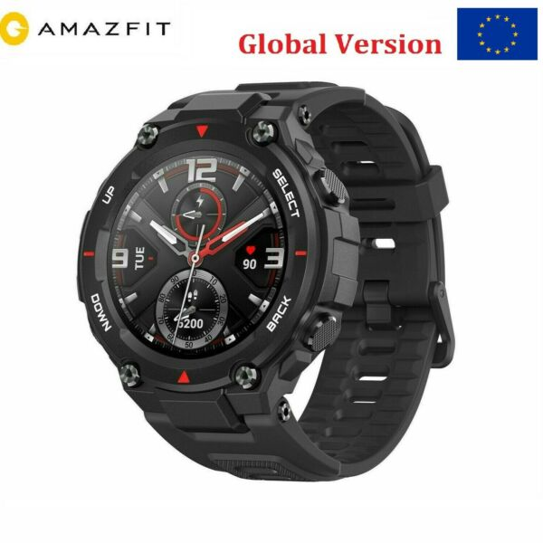 Amazfit T-Rex Dual GPS 12 Military Certification Waterproof Rugged Smart Watch