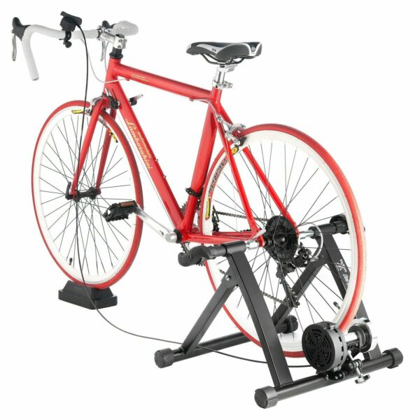 Bike Lane Pro Trainer Bicycle Indoor Trainer Exercise Cycling Stand $69.99