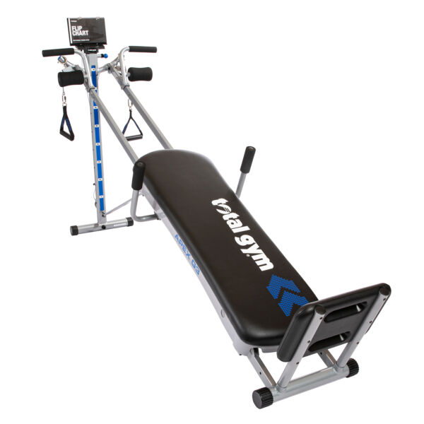 Total Gym APEX G3 Home Fitness Incline Training w 8 Resistance Levels Open Box $359.99