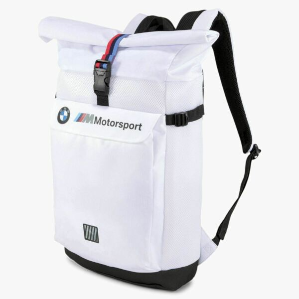 076897 02 Mens Puma BMW Motorsport Lifestyle Backpack