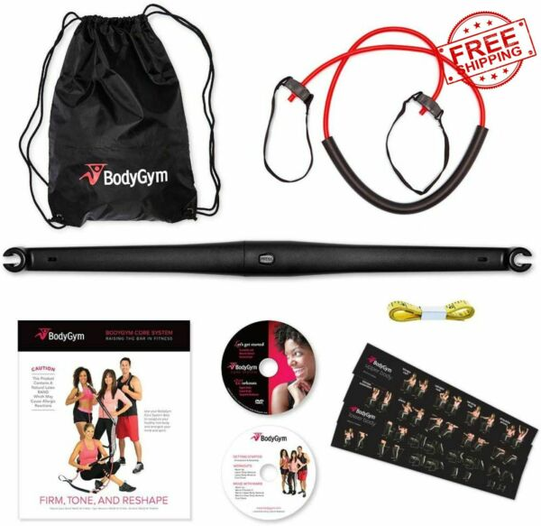 Full BodyHome Gym Portable Workouts Fitness Exercise Trainer Muscle Strength New $50.06