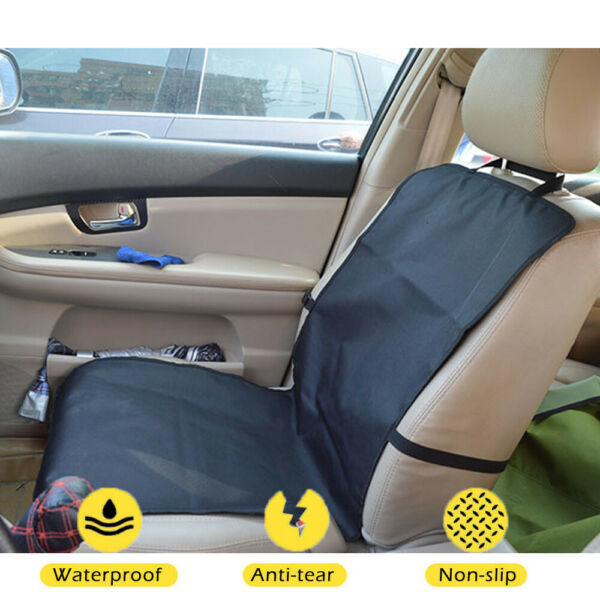 Waterproof Pet Dog Car Seat Cover Front SUV Van Protector Mat Carpet Non slip $3.99