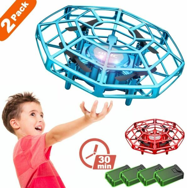4DRC-V3 Mini Helicopter UFO RC Drone Infraed Hand Sensing Aircraft Electronic