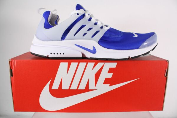NWB Nike Nike Air Presto Blue Gray Men's Lace Up Sneakers Size 14