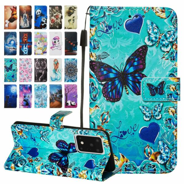 For Samsung Galaxy A71 5G A51 A11 A21 Magnetic Leather Wallet Phone Case Cover $9.56