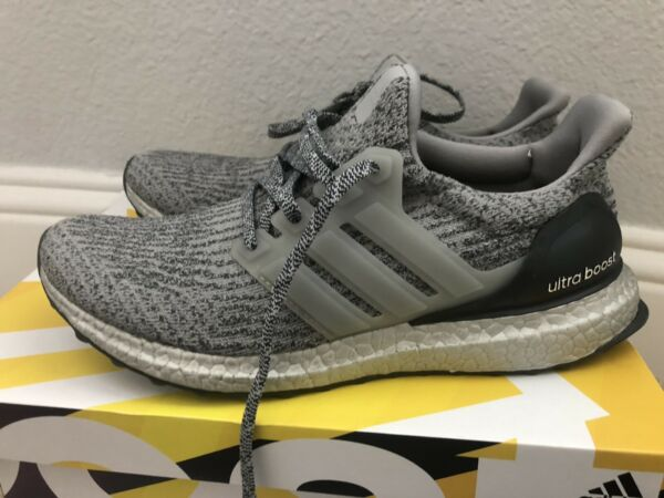 Brand New Rare Adidas Ultra Boost 3.0 Silver Pack Size 8 Retails $180+
