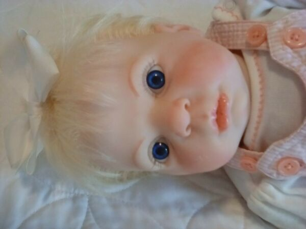 reborn doll willow flowerfinished by dk
