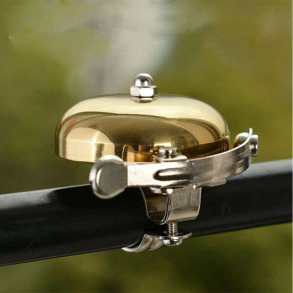 Bicycle Bell Bike Safty Bell Sound Alarm Handlebar Cycling Ring Bell Loud Horn $5.84
