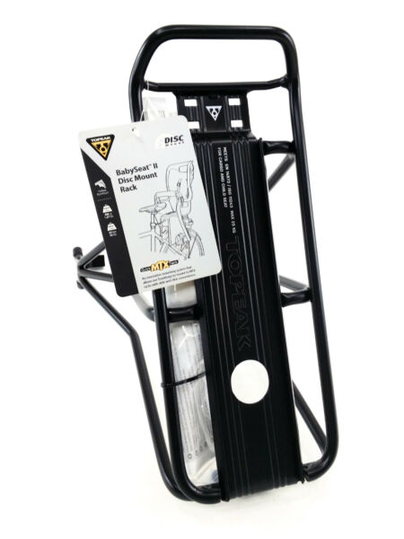 Topeak Babyseat II Rear Mount Quick Release Bike Rack for BabySeat 2 Child Seat $47.85