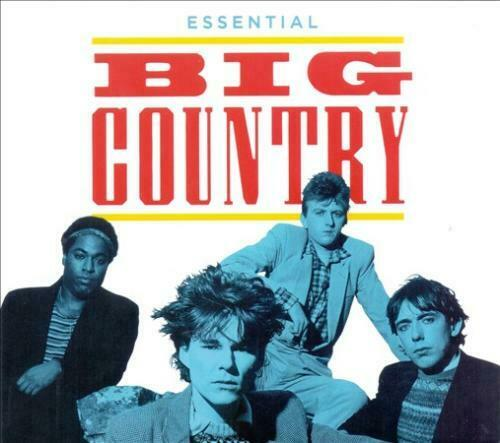 BIG COUNTRY ESSENTIAL BIG COUNTRY 3 CD NEW CD