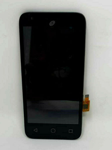 Display LCD For Alcatel OneTouch Pixi Avion A570BL 4.5 Screen Frame Part Replace