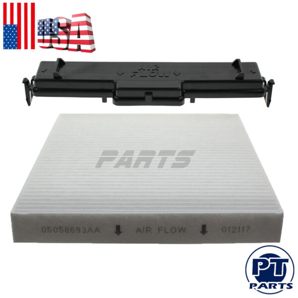 Cabin Air Filter Package Fits 13A6191T2U99 Dodge Ram 1500 2500 3500 68406048AA $23.95