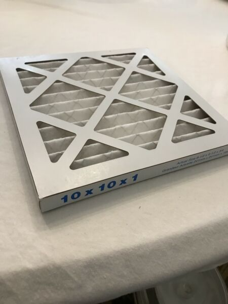 Merv 11 Pleated AC Furnace Filters. Made In the USA. Case of 6 $15.00
