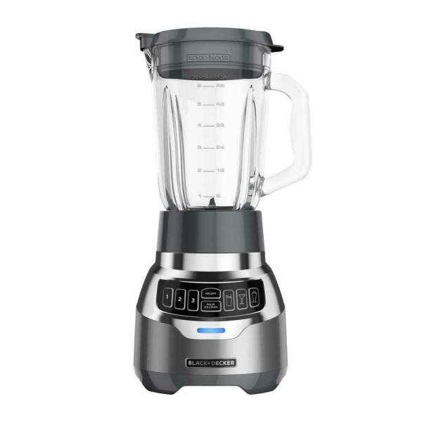Home Small Appliances Speed Silver Digital Personal Blender