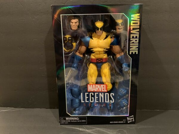 X-Men Marvel Legend Series Wolverine 12