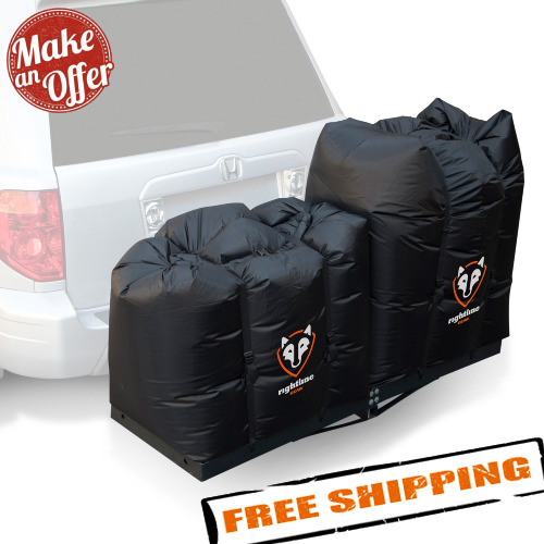 Rightline Gear 100T62 Hitch Rack Dry Bags Pair $55.99