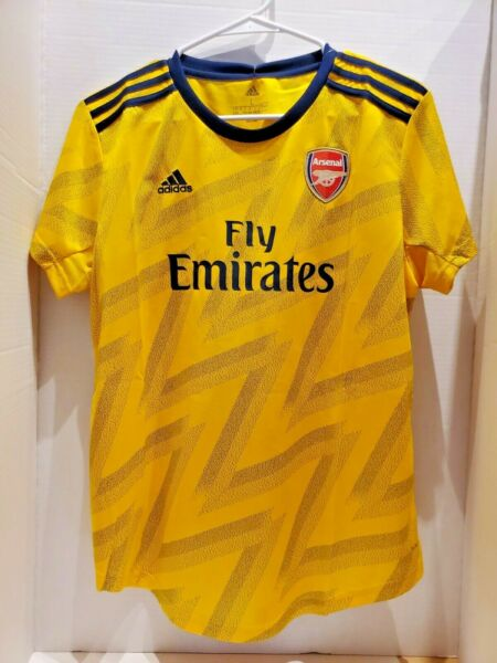 Adidas Women's Arsenal FC Away Jersey 2019-20 EH5678 Size Large NEW