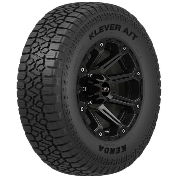 4 235 75R15 Kenda Klever A T2 KR628 109T XL 4 Ply BSW Tires