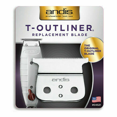 Andis Professional T Outliner Replacement Trimmer Blade Barber Stylist #04521