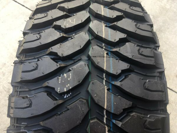 4 NEW 33 12.50 22 Comforser MT TIRES 10 Ply Mud 33 12.50 22 R22 1250 OFFROAD