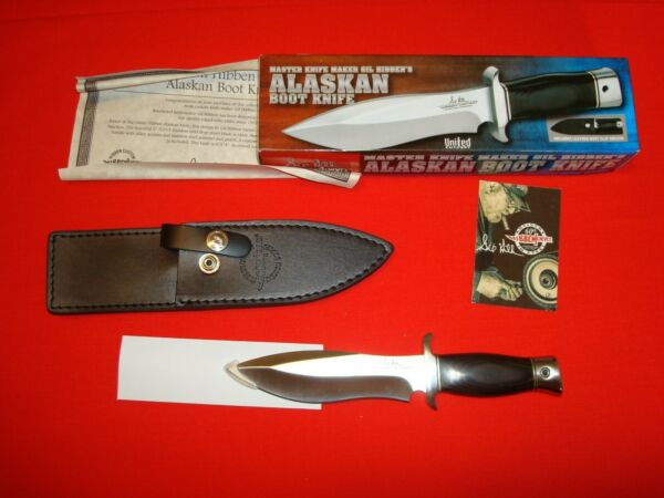 Gil Hibben ALASKAN BOOT KNIFE