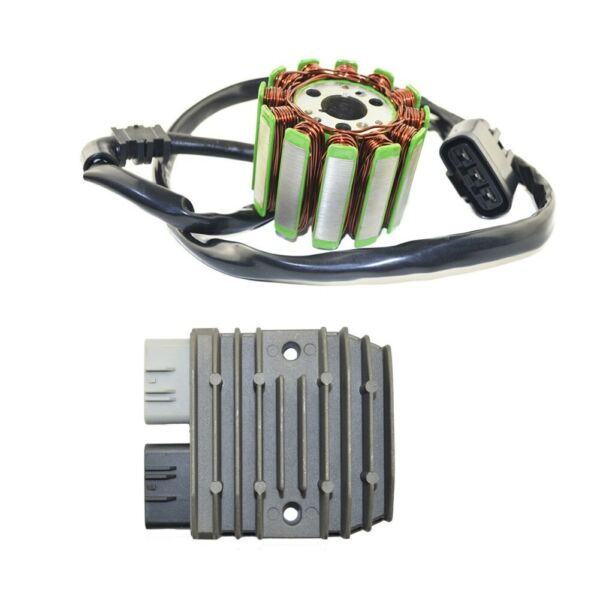 Stator Coil amp; Voltage Regulator Rectifier for Yamaha YZF R1 YZFR1 2004 2008 2005 $53.32