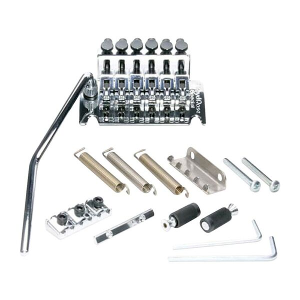 Floyd Rose Special Series Tremolo Bridge with R2 Nut Chrome