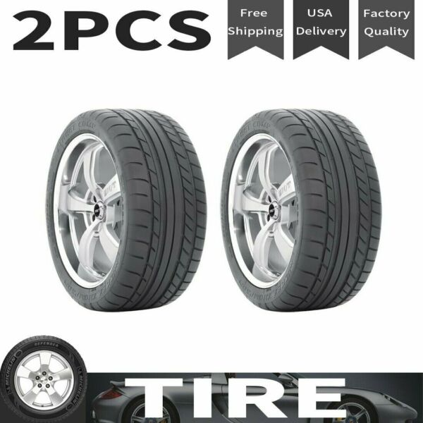Tire ONLY 2X Mickey Thompson Street P315/35R17 Passenger Car Tubeless BY03