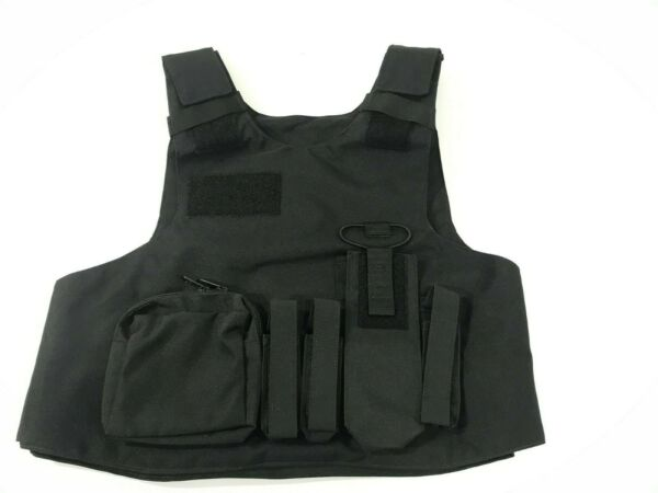 ARMOR EXPRESS OCS OVERT CARRIER SYSTEM BLACK XXX LARGE REG $89.99