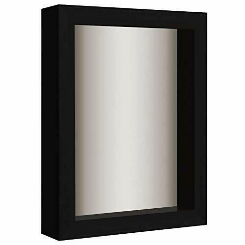 Americanflat Shadow Box Frame with Soft Linen Back Variety of Sizes $17.95