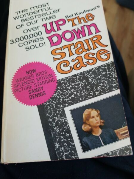 Up The Down Staircase by Bel Kaufman 1967 PB