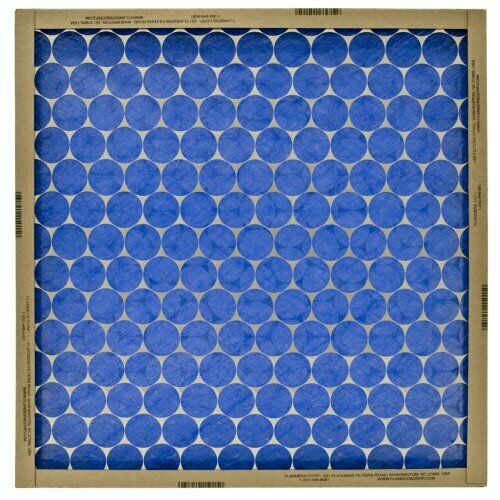 Precisionaire 12X20x1 Mtl Fbg Filter Pack Of 12 10155 Furnace Filters Mounted $36.95