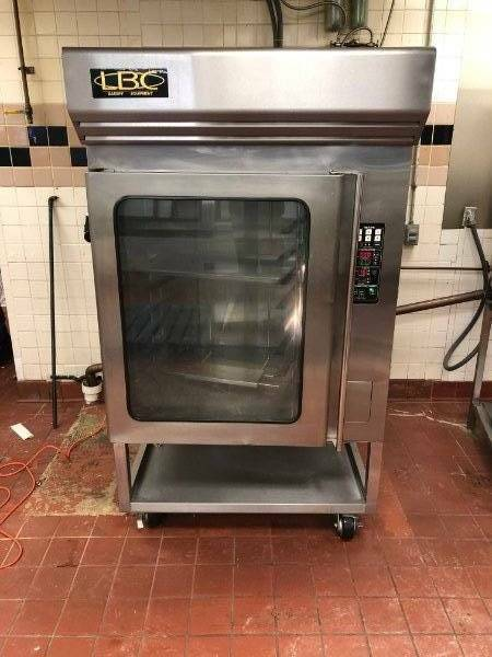 LBC Electric Mini Rack Oven $5200.00