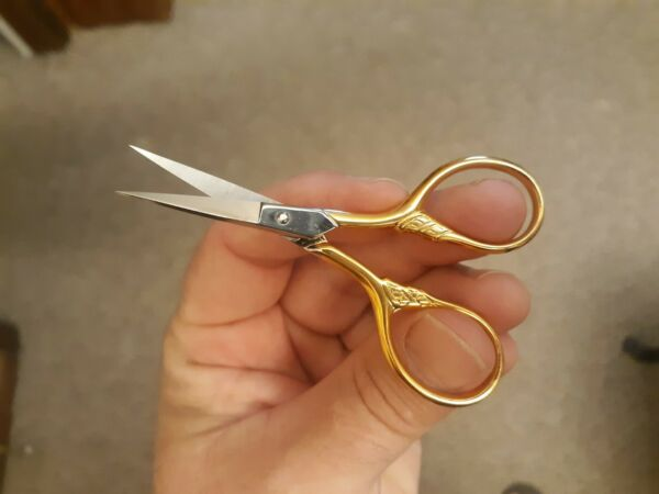 Gingher 3 1 2quot; Lions Tail Embroidery Scissors $9.99