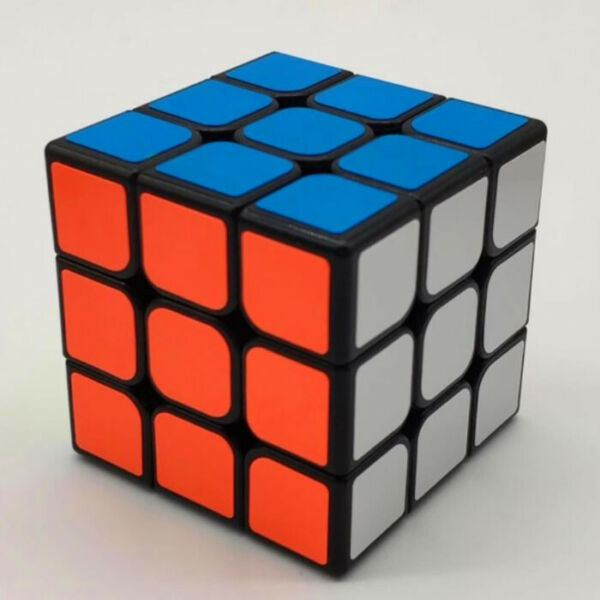 Professional Rubik#x27;s Cube 3x3x3 Toy for Children Classic Speed Cube